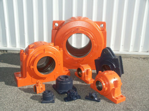 FSQ pulley housings photo
