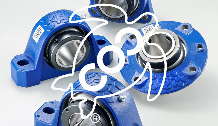 COƆ Spherical Roller Bearing Units