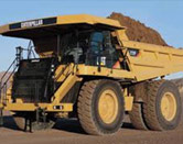 Off highway Earthmoving Bearings and Seals