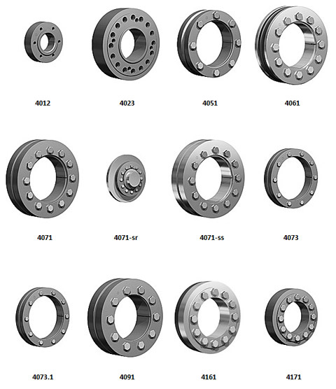 Power Transmission Shrink Discs