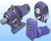 Power Transmission Gearboxes