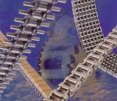 roller and conveyer chain